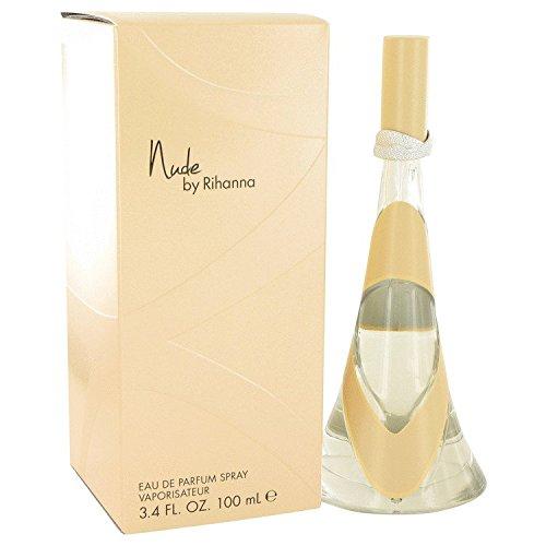 Price comparison product image Nude by Rihanna by Rihanna Eau De Parfum Spray 3.4 oz