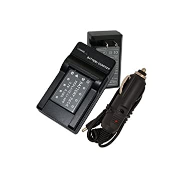 Amazon.com: Batería + Cargador para Olympus Stylus 820 830 ...