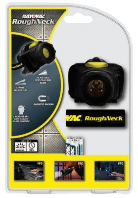 Rayovac Roughneck Led Headlight Black