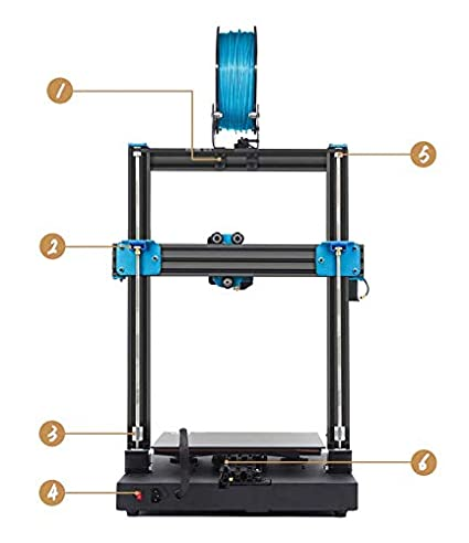 X1 - Sensor de filamentos y control táctil para impresora 3D (300 ...