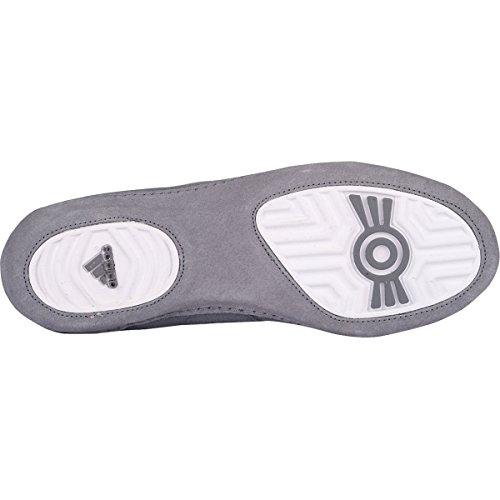 Adidas velocidad Combat 4 Tamaño de lucha Zapatos de jóvenes Bahía Azul / cal 1,5 White/Red/Grey