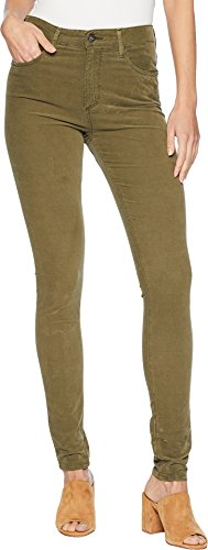 - AG Adriano Goldschmied Women's Farrah Skinny in Sulfur Dried Agave Sulfur Dried Agave 26 30