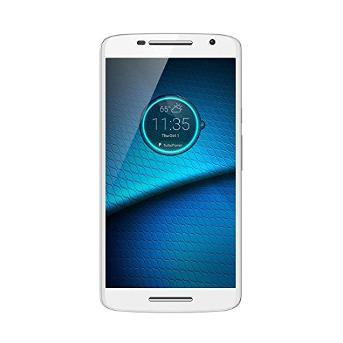 Motorola Droid MAXX 2 XT1565 16GB - Verizon Unlocked (Renewed) (White)