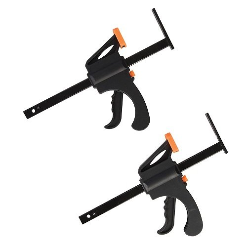 Price comparison product image Triton TTSWC Work Clamps 320mm