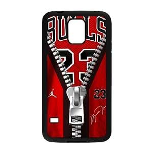 Bulls Jordan Phone Case for Samsung Galaxy S5 Case by Maris's Diary