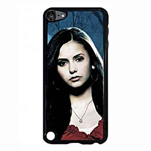 Artistical Vampire Diaries Funda,Vampire Diaries Funda Black Hard Plastic Case Cover For Ipod Touch 5th