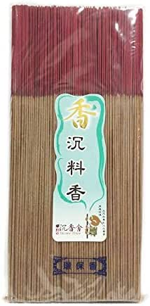 Tradtional Chinese Medicine Spices Joss Incense Sticks 300g - Taiwan Incense House - for Religion Buddha Use About 400 Sticks - 30CM