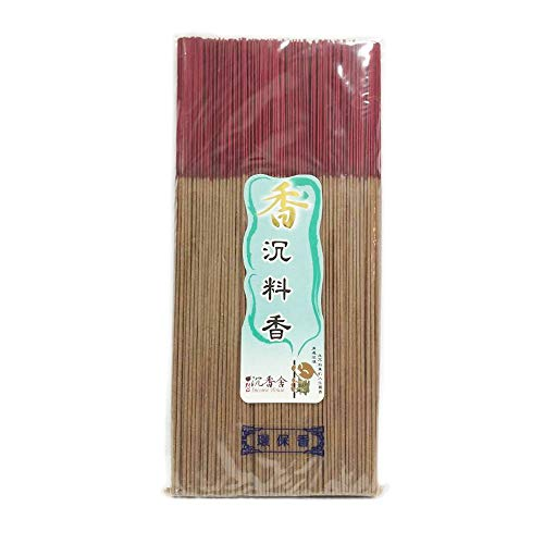 Tradtional Chinese Medicine Spices Joss Incense Sticks 300g - Taiwan Incense House - for Religion Buddha Use About 400 Sticks - 30CM (Buddha Incense Sticks)