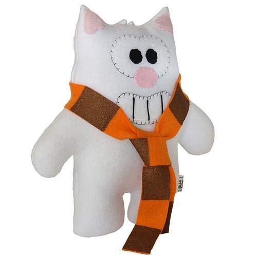 Handmade Purridge The White Cat Plush 12 Classic