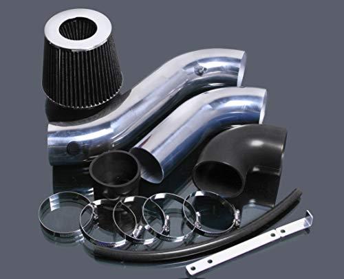 - PERFORMANCE COLD AIR INTAKE KIT + FILTER FOR 2005-2010 DODGE CHALLENGER CHARGER MAGNUM CHRYSLER 300 3.5 3.5L V6 ENGINE (BLACK)