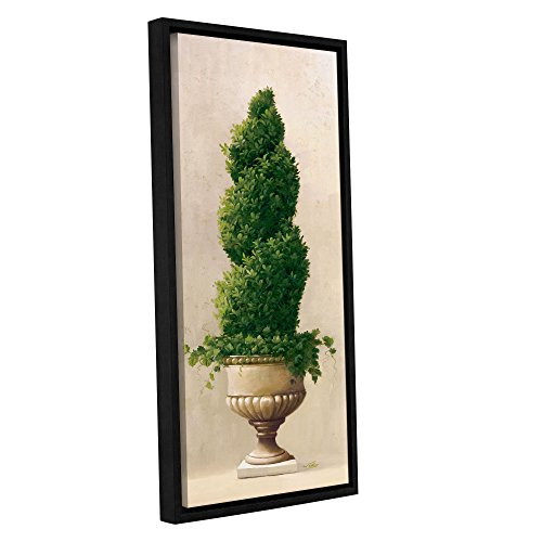 (Welby ''Roman Topiary I'' Removable Wall Art Mural, 12X24)