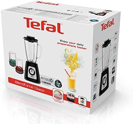 Tefal BlendForce II BL4388 - Licuadora (1,25 L, 1,75 L, Paso ...