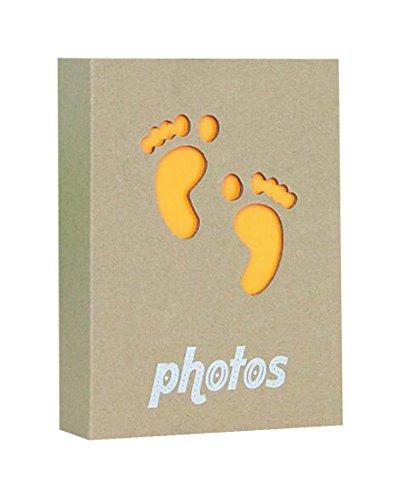 (Wei Long Beautiful Photo Album Hold 100 Pockets, 4