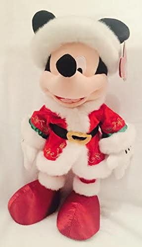 Disney Authentic Weihnachten Mickey Mouse weichem Plüsch
