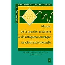 Mesure Pression Arter. et Frequence Cardiaque Act.prof.