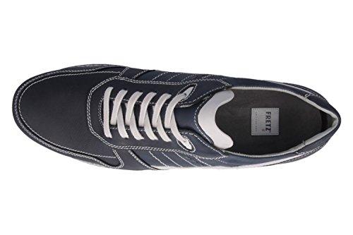 FRETZ MEN - Tornado - Herren Halbschuhe - Blau Schuhe in Übergrößen
