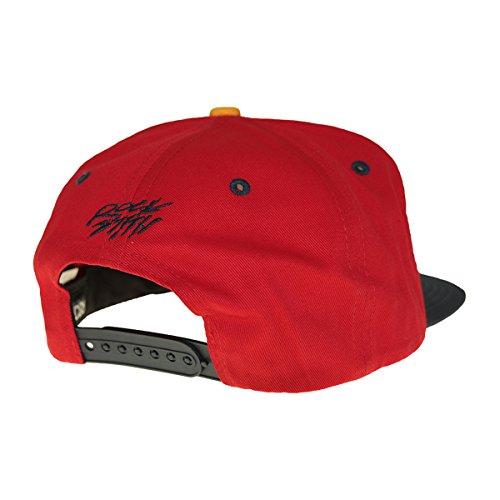 hombre béisbol de rojo Talla Gorra para única rojo Rocksmith xpBSqIwOn