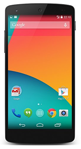 LG Nexus 5 D820 Unlocked Cellphone, 16GB, Black  (Best Price For Nexus 5x 32gb)