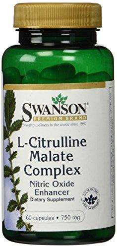 L-Citrulline Malate complexe 750 mg 60 gelules