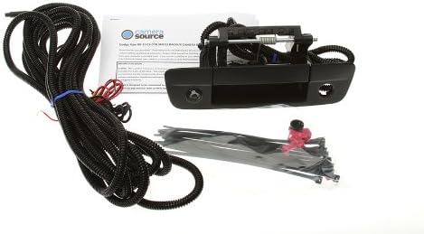 Camera Source CS-DTR Dodge Ram Backup Camera for Aftermarket NAV