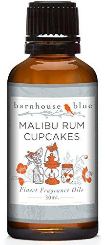 Barnhouse Blue - Malibu Rum Cupcakes - Premium Grade Fragran