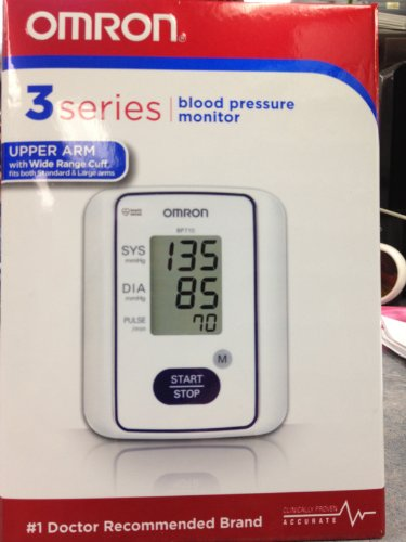 Omron BP710 Pressure Monitor 3 Series ™ Bras sang