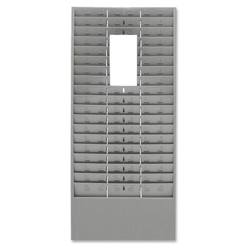 Mmf Time Card (Mmf Time Card /Ticket Message Racks , Gray by MMF Industries)