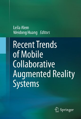 Download Recent Trends of  Mobile Collaborative Augmented Reality Systems Pdf
