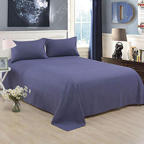 Extra Soft Easy Fit Bed Fitted Sheet Cover Solid Color Full Twin Full Queen King Bed Sheets Bedspread