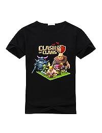 Custom Clash Of Clans Boy's Kids T-Shirt