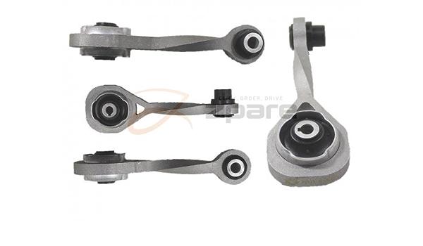 MILPAR Soporte Motor/recinto de velocidades Clio II Kutu (SB0 ...