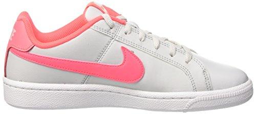 Blast Ginnastica Bambina Basse Nike Court Platinum black pink Royale Grey pure Da Gs cool Multicolore Scarpe HHqXZwa4