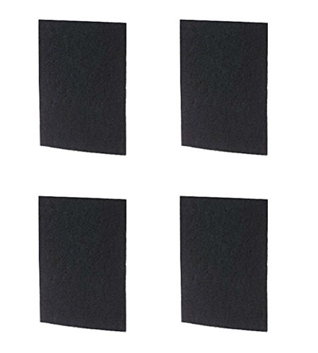 Carbon Pre Filters Replacement For Holmes HAPF600DM-U2 HEPA Filter. Replaces By HAPF60, Filter C, 4 Pack