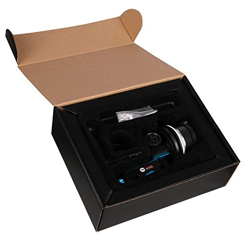 41bVTBSBO9L - Fotga DP3000 M3 Matte Box for Follow Focus 15mm Rail Rod Rig Nikon Canon Sony Dslr Cameras