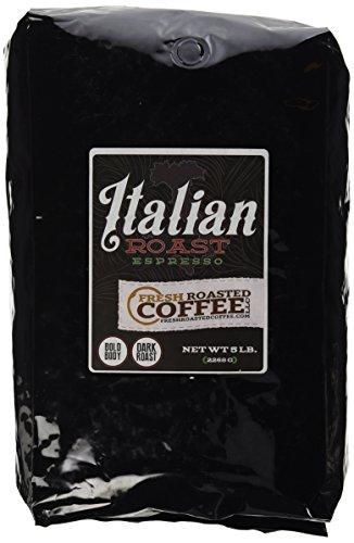 Italian Espresso Coffee Fresh Roasted product image