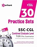30 Practice Sets SSC Combined Graduate Level Tier-1 Pre. Examination