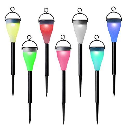 Solar Lighting System (Multicolor) - 5