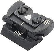 LPA SIGHTS Folding Rear Sight - Low Profile - TC82M
