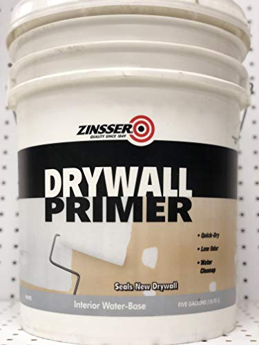Zinsser 01500 5 Gallon Water Base Drywall Primer ()