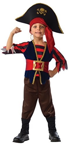 [Rubie's Costume Shipmate Pirate Value Child Costume, X-Small] (Rubies Costume Co Reviews)