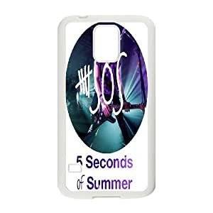 AinsleyRomo Phone Case 5SOS music band series pattern case For Samsung Galaxy S5 FSQF690053