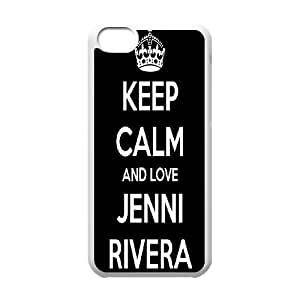 Jenni Rivera Protective Phone Cover for Iphone 5C Case AB413677