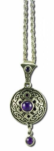 Nature's Alchemy Celtic Jewel Tone Amethyst ()