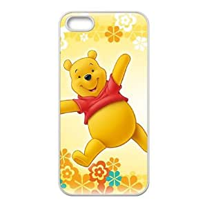 Winnie the Pooh iPhone 4 4s Cell Phone Case White O1657726