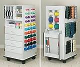 Zenus SuperRac Model 5140 excercise Storage Cabinet - Vangaurd Kangoo Series