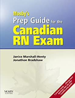 mosby s prep guide for the canadian rn exam practice questions for rh amazon com Santa Fe Prep canadian rpn exam prep guide