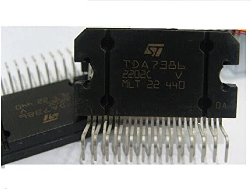 Exiron 50PCS IC TDA7386 ZIP-25 ST Amplifier NEW
