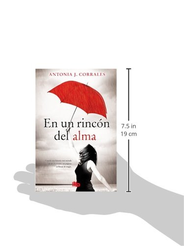 En un rincón del alma / Deep in my Soul (Spanish Edition): Antonia J. Corrales: 9788498729863: Amazon.com: Books