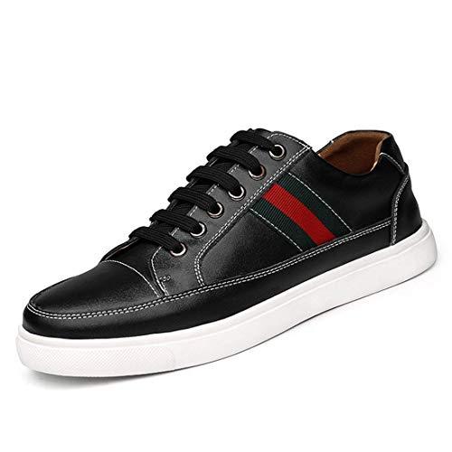 8 8 8 Basic Basic Basic Basic Boy's Nero Colore UK ZHRUI Lifestyle Sneakers Stripe Men's Dimensione 5 dZwq8Xq