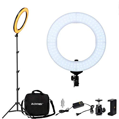LED Ring Light, ZOMEI 14